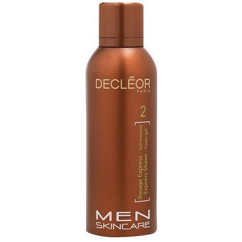 Decléor Men Skincare Express Shave Foam Gel