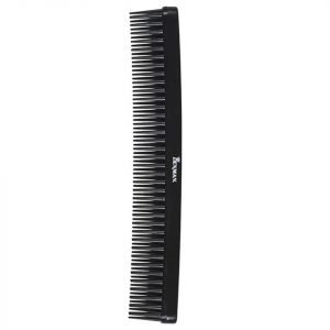 Denman Tame & Tease Styling Comb Black 175mm