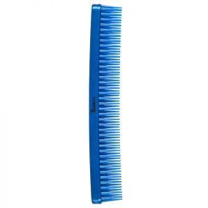 Denman Tame & Tease Styling Comb Blue 175mm
