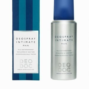 DeoDoc Intimate Deospray for men Intiimituotteet