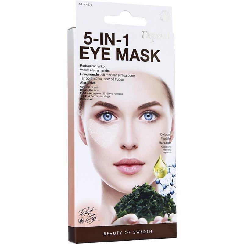 Depend 5 In 1 Eye Mask Perfect Eye