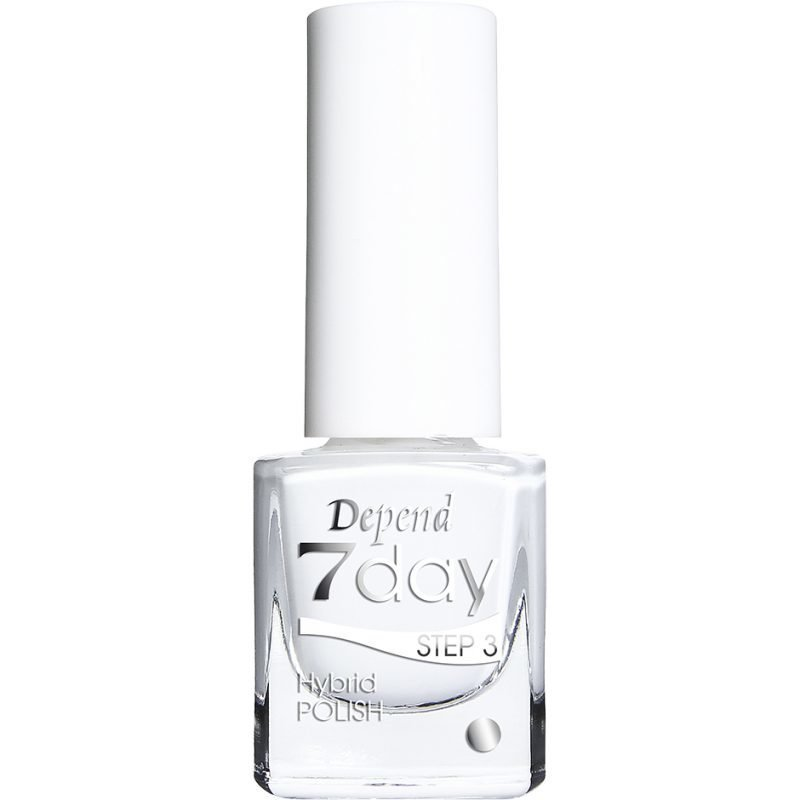 Depend 7 Day Hybrid Polish 7005 Pure White 5ml