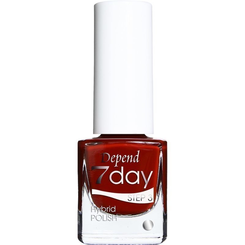 Depend 7 Day Hybrid Polish 7010 I Dare You 5ml