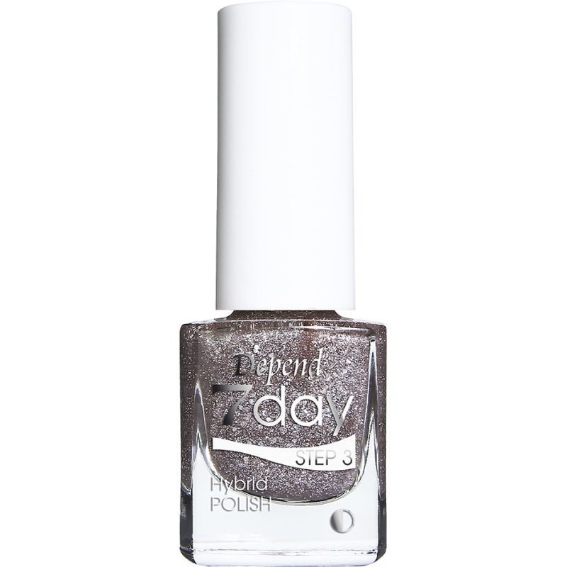 Depend 7 Day Hybrid Polish 7017 Pretty Stars 5ml