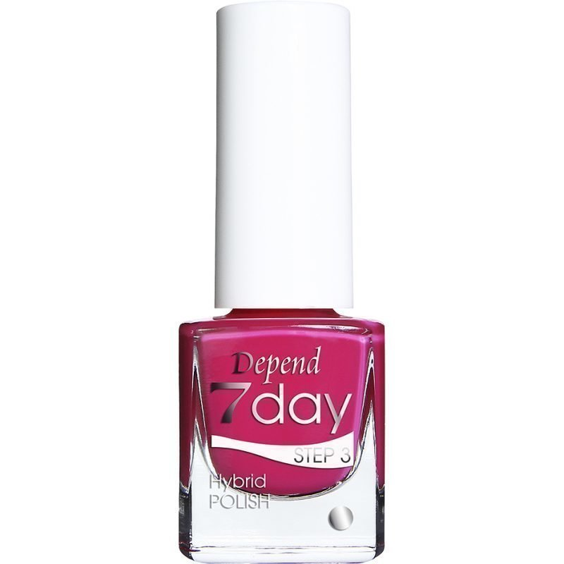 Depend 7 Day Hybrid Polish 7038 Girly Joy 5ml