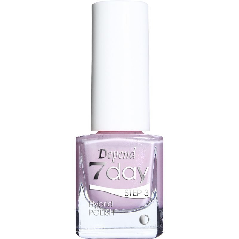 Depend 7 Day Hybrid Polish 7043 Cotton Dreams 5ml