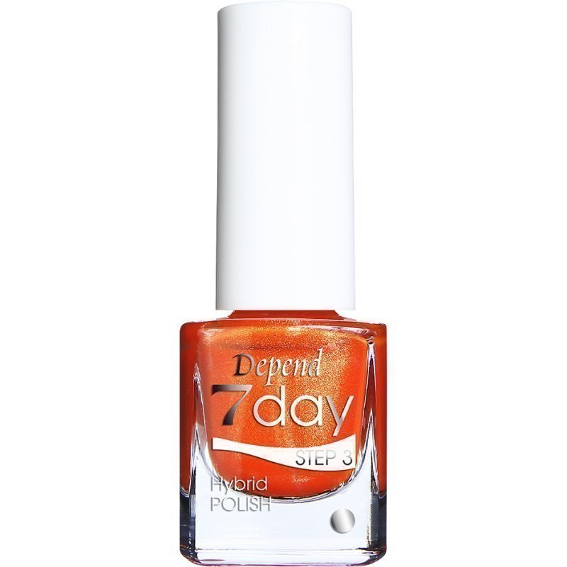 Depend 7 Day Hybrid Polish 7052 Hey Goergeous! 5ml