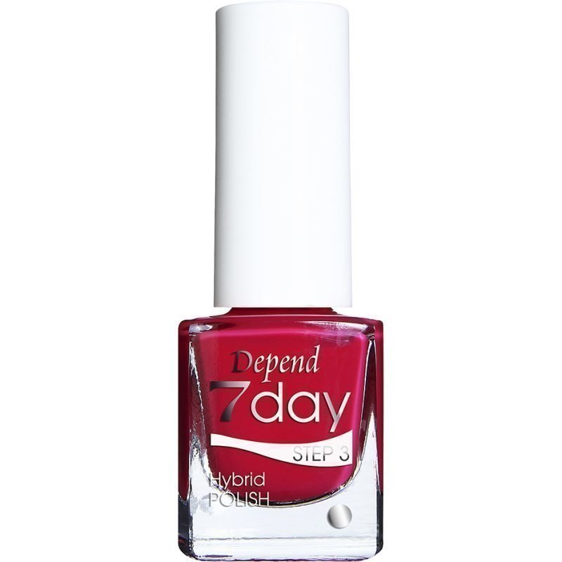 Depend 7 Day Hybrid Polish 7061 Catching Cupid 5ml