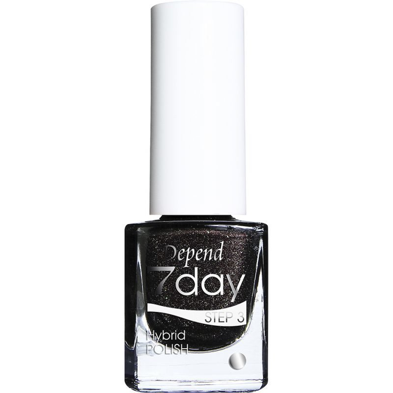 Depend 7 Day Hybrid Polish 7072 Golden Masterpiece 5ml