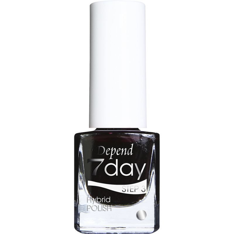 Depend 7 Day Hybrid Polish 7076 Fashion Revenge 5ml