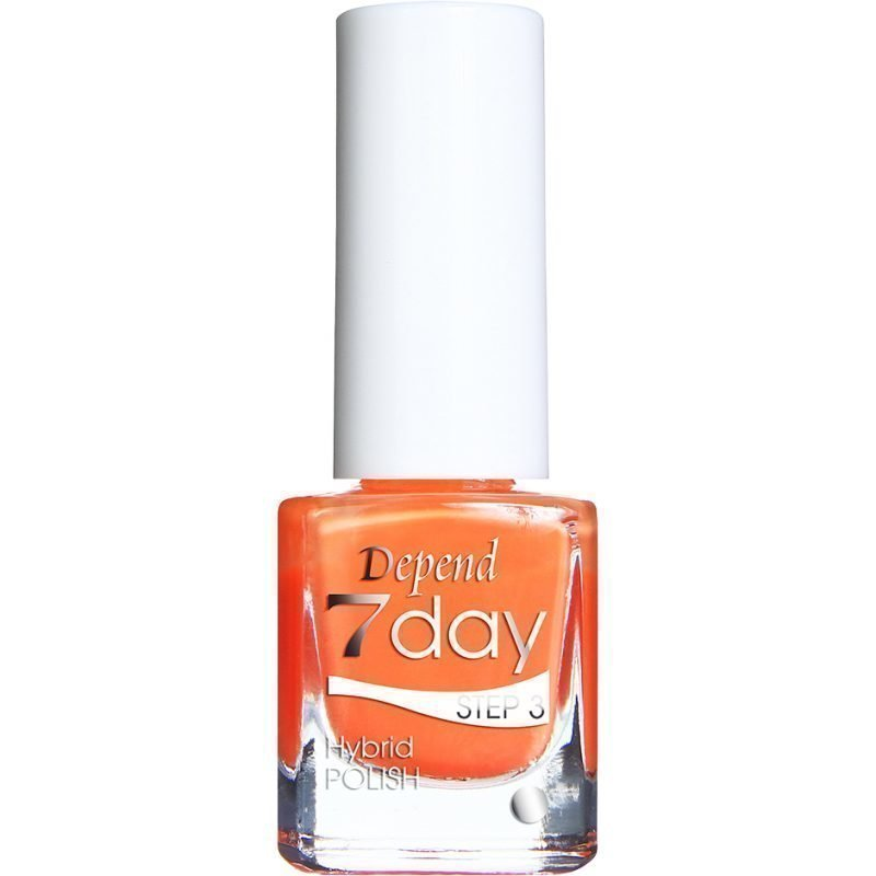 Depend 7 Day Hybrid Polish 7077 Out N' About 5ml