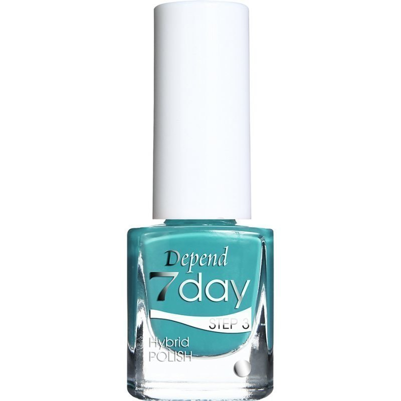 Depend 7 Day Hybrid Polish 7081 Puddle Jump 5ml