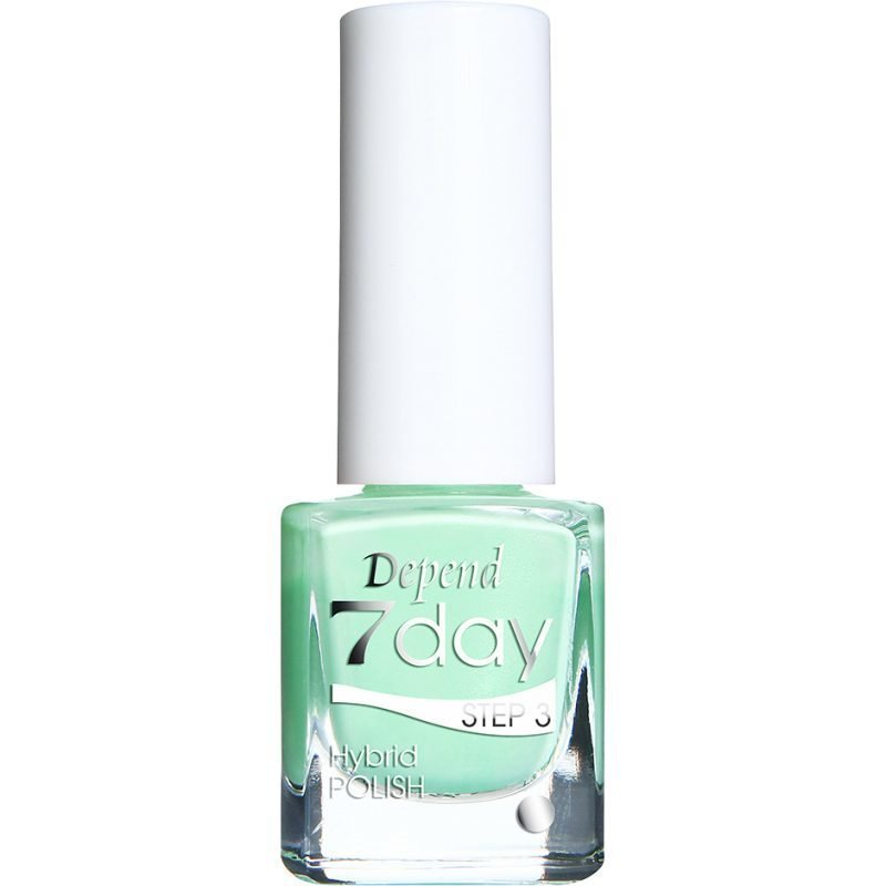 Depend 7 Day Hybrid Polish 7083 Treehouse Haven 5ml
