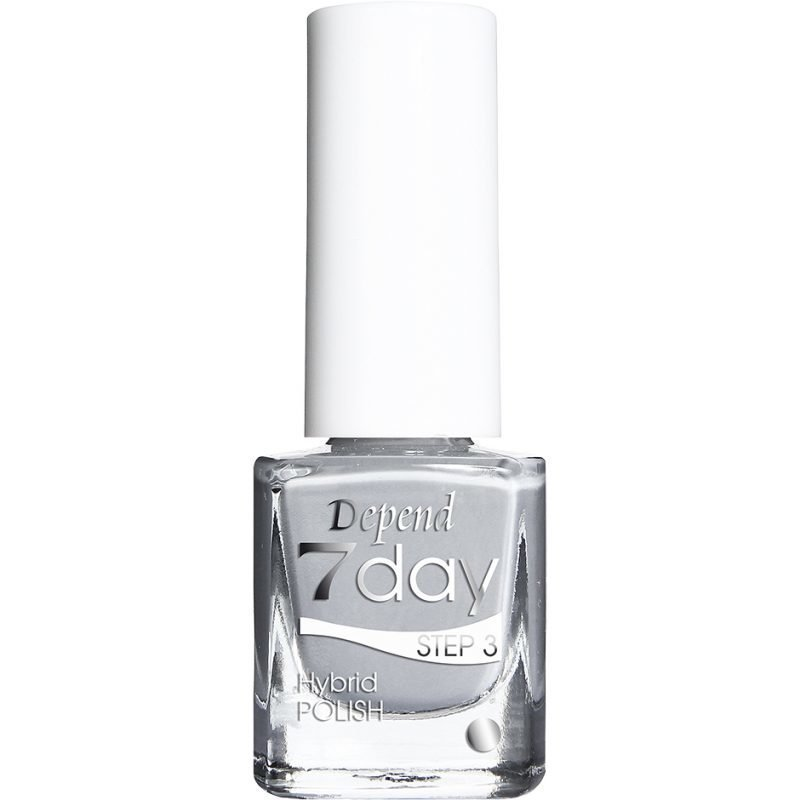 Depend 7 Day Hybrid Polish Best Friends Forever 5ml