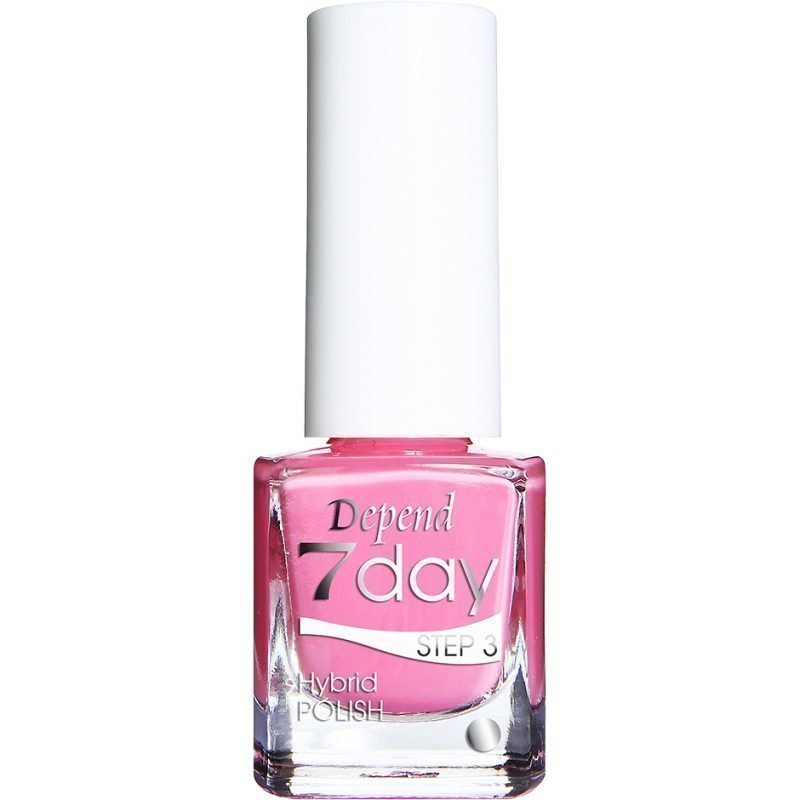 Depend 7 Day Hybrid Polish Nails Of The Day 5ml