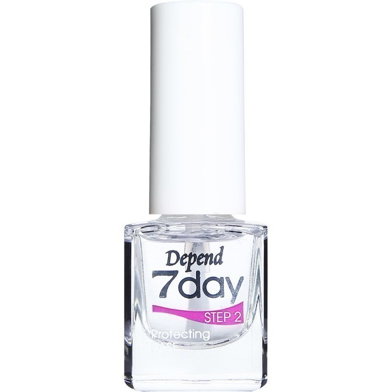 Depend 7 Day Protecting Base 5ml