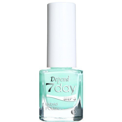 Depend 7Day Hybrid Polish Collecting Raindrops