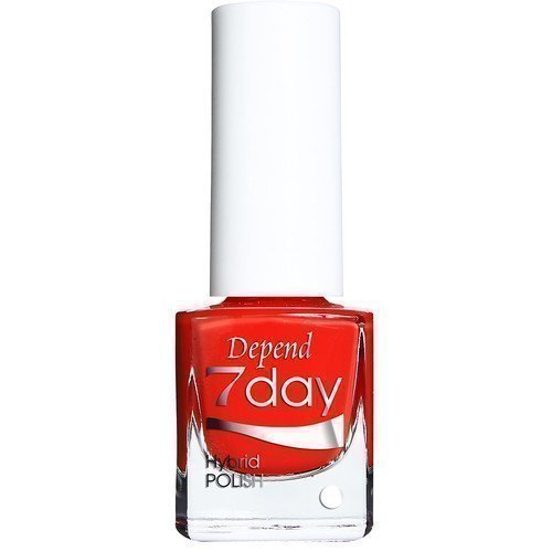 Depend 7Day Hybrid Polish Delicious Apple