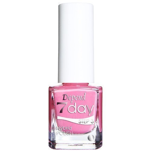 Depend 7Day Hybrid Polish NOTD Nails Of The Day