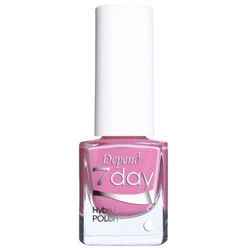 Depend 7Day Hybrid Polish Pink Mania
