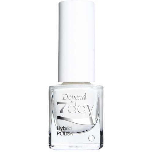 Depend 7Day Hybrid Polish White Pearls