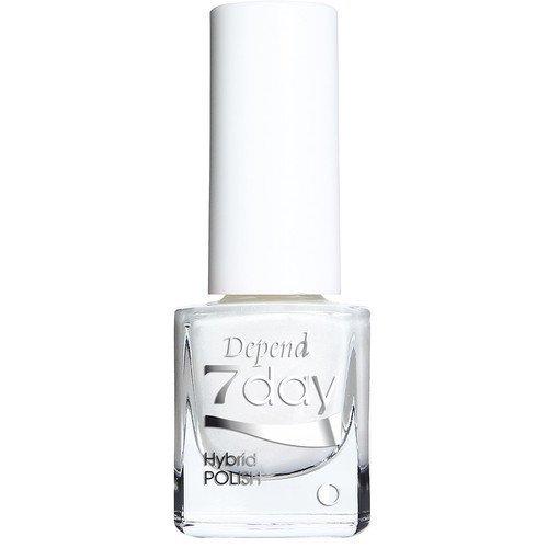 Depend 7Day Hybrid Polish White Pearls