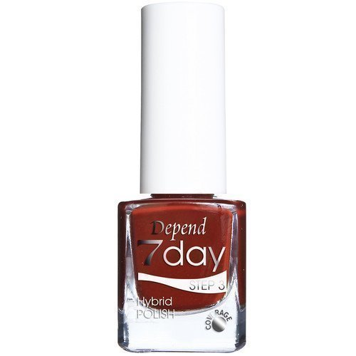 Depend 7day Hybrid Polish 7099 Falling Leaves