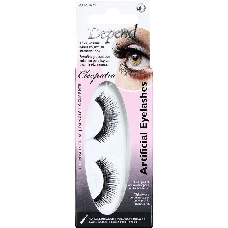 Depend Artificial Eyelashes Cleopatra