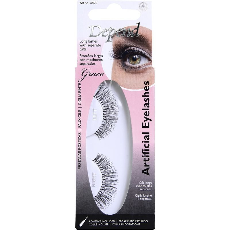 Depend Artificial Eyelashes Grace