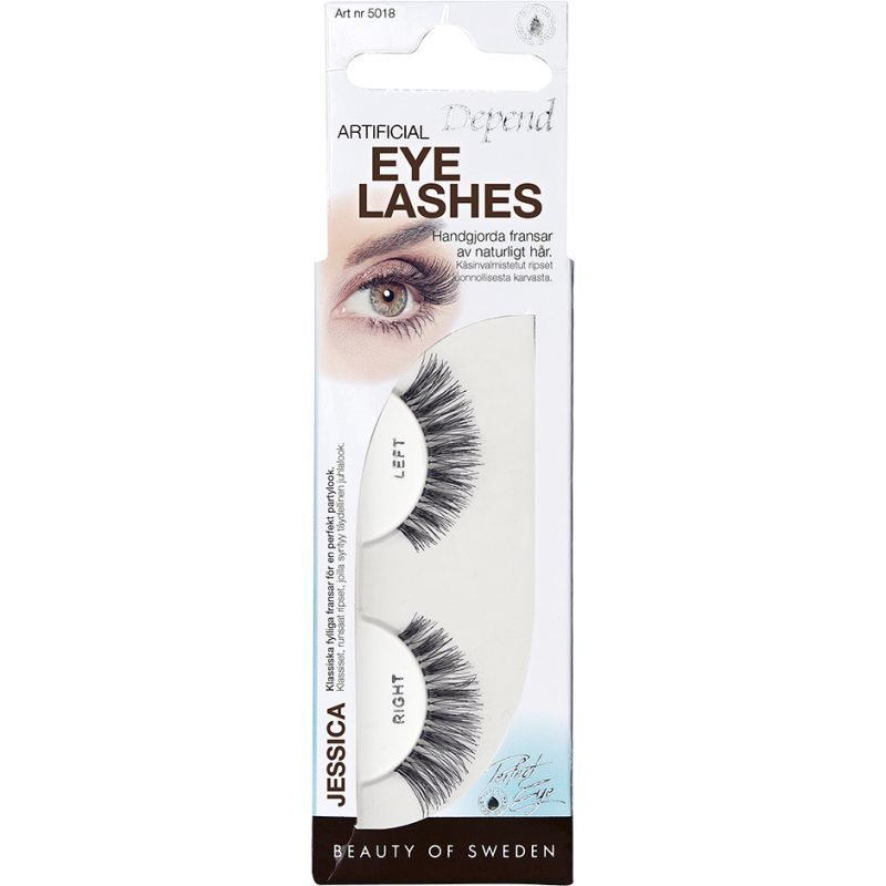 Depend Artificial Eyelashes Jessica
