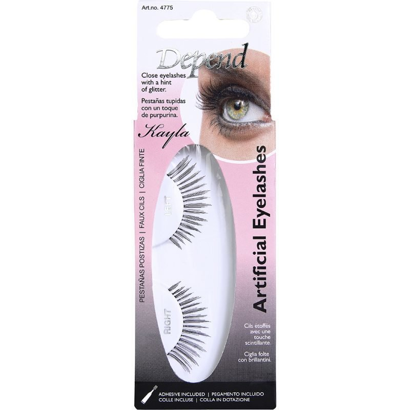 Depend Artificial Eyelashes Kayla