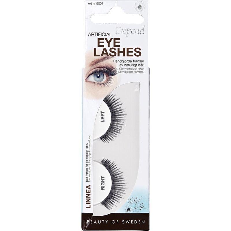 Depend Artificial Eyelashes Linnea