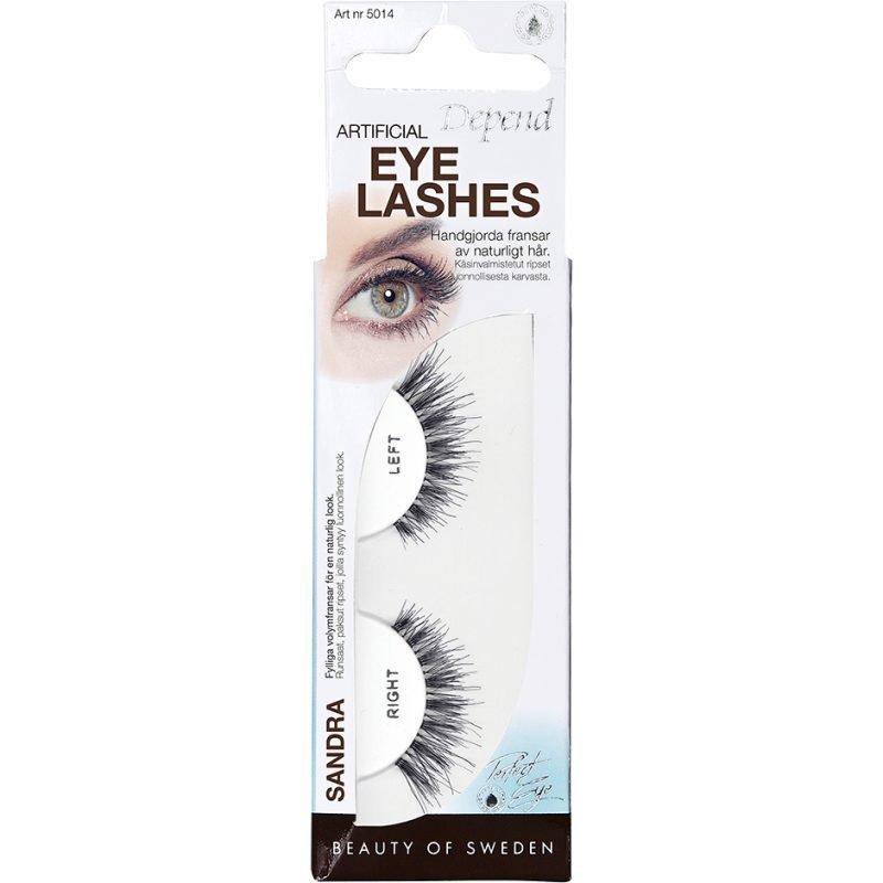 Depend Artificial Eyelashes Sandra