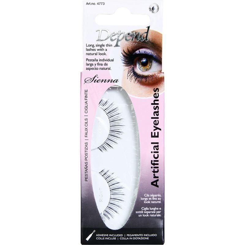 Depend Artificial Eyelashes Sienna