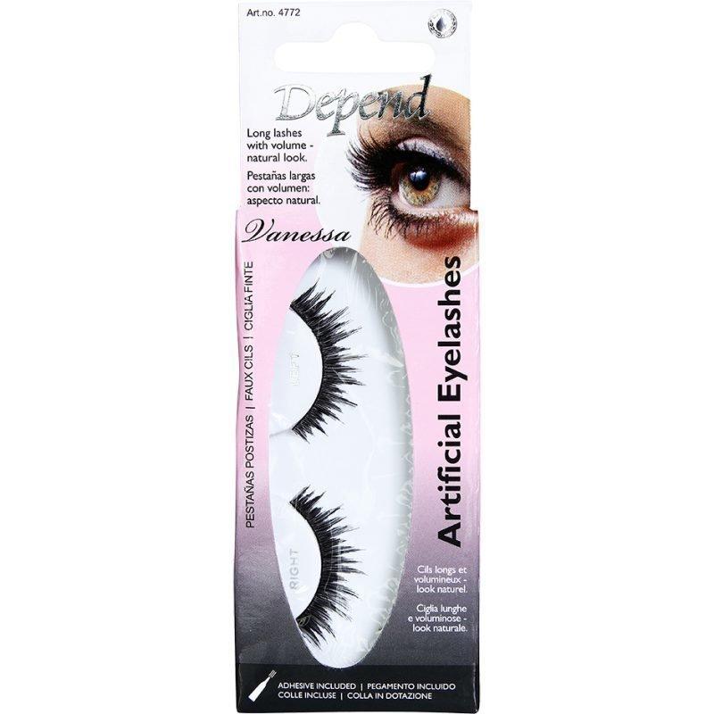 Depend Artificial Eyelashes Vanessa