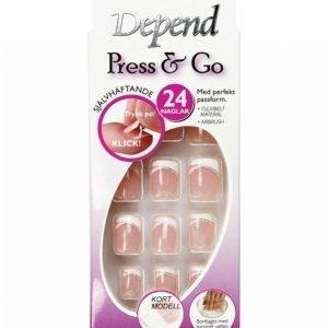 Depend Dc Press & Go 6