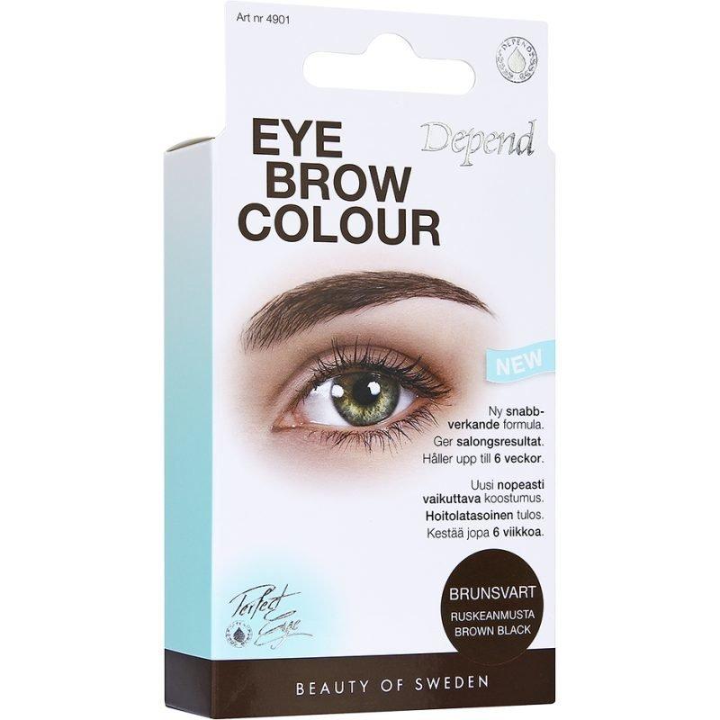 Depend EyeBrow Colour Brown Black