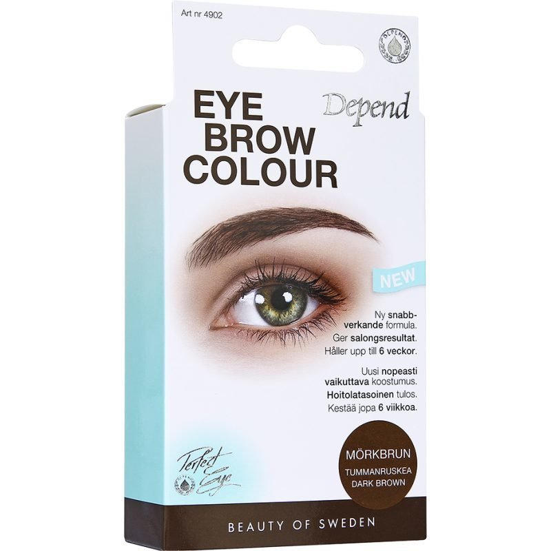 Depend EyeBrow Colour Dark Brown