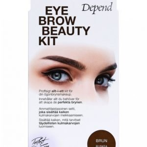 Depend Eyebrow Beauty Kit Kulmaväri