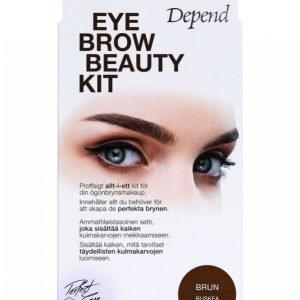 Depend Eyebrow Beauty Kit Kulmaväri