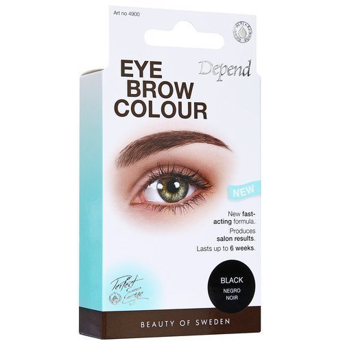 Depend Eyebrow Colour Brown Black