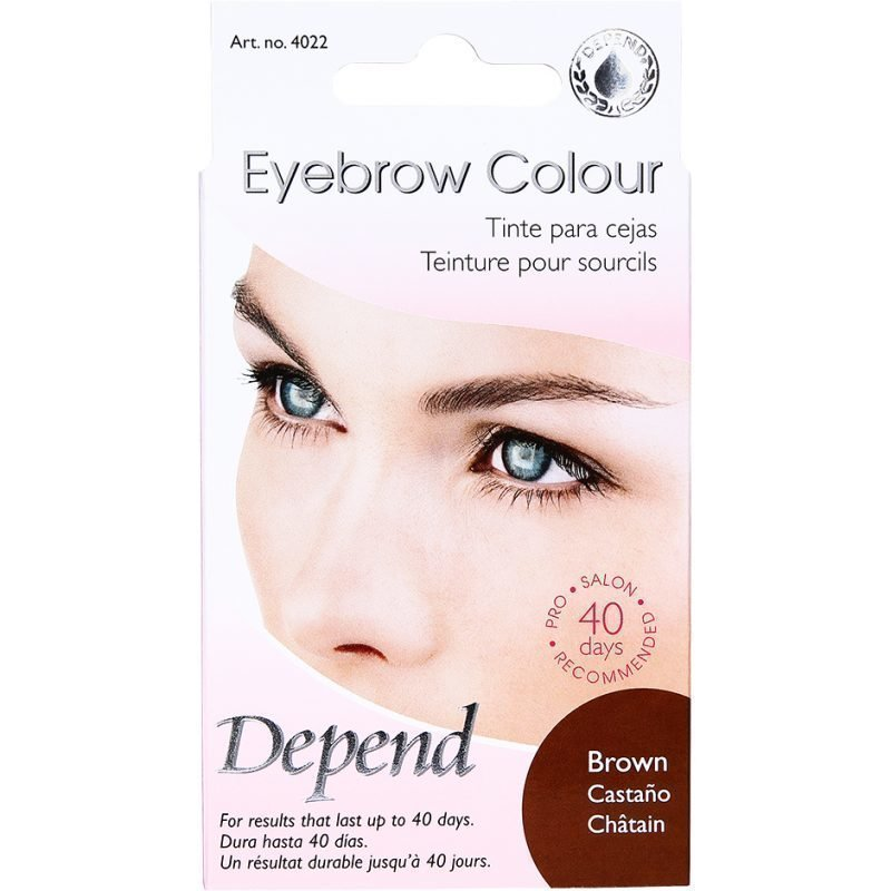 Depend Eyebrow Colour Brown