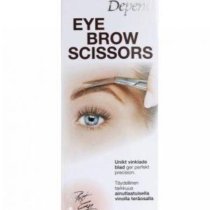 Depend Eyebrow Scissors Kulmaväri