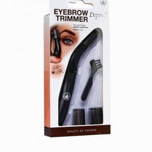 Depend Eyebrow Trimmer Trimmeri Black
