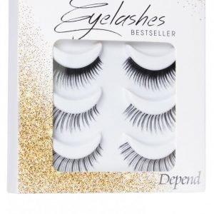 Depend Eyelashes Kit Irtoripset Bestsellers