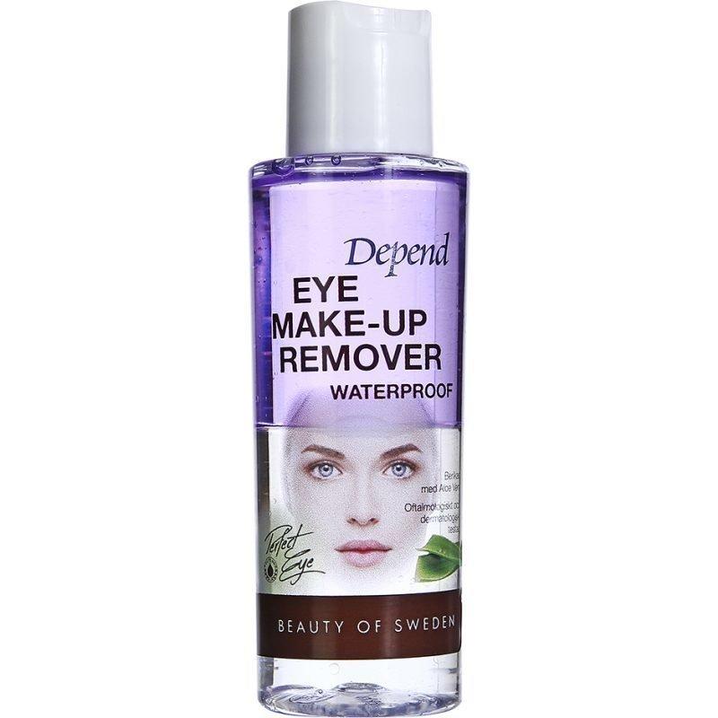 Depend Eyemakeup Remover Sensitive Eye Waterproof