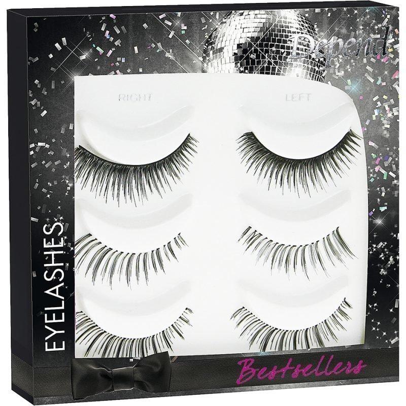 Depend False Eyelashes Kit Bestseller
