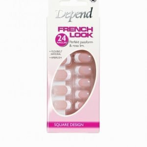 Depend French Look Tekokynnet Square