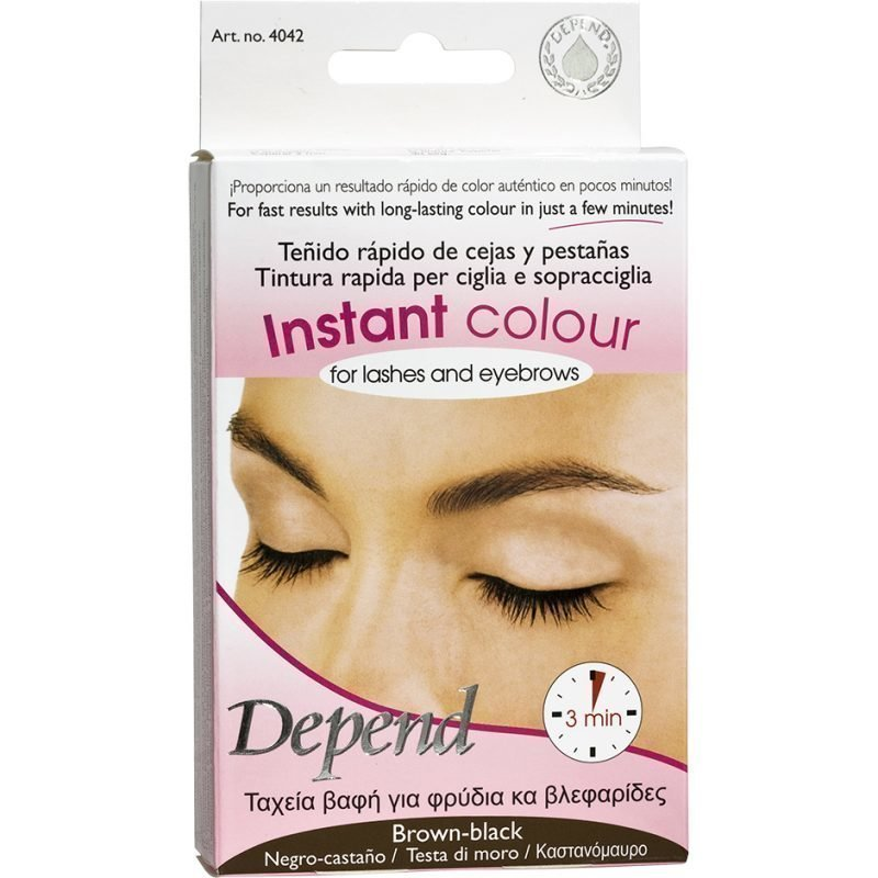 Depend Instant Colour For Lashes And EyebrowsBlack