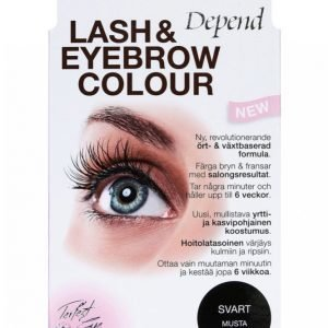 Depend Lash And Eyebrow Colour Kulmaväri